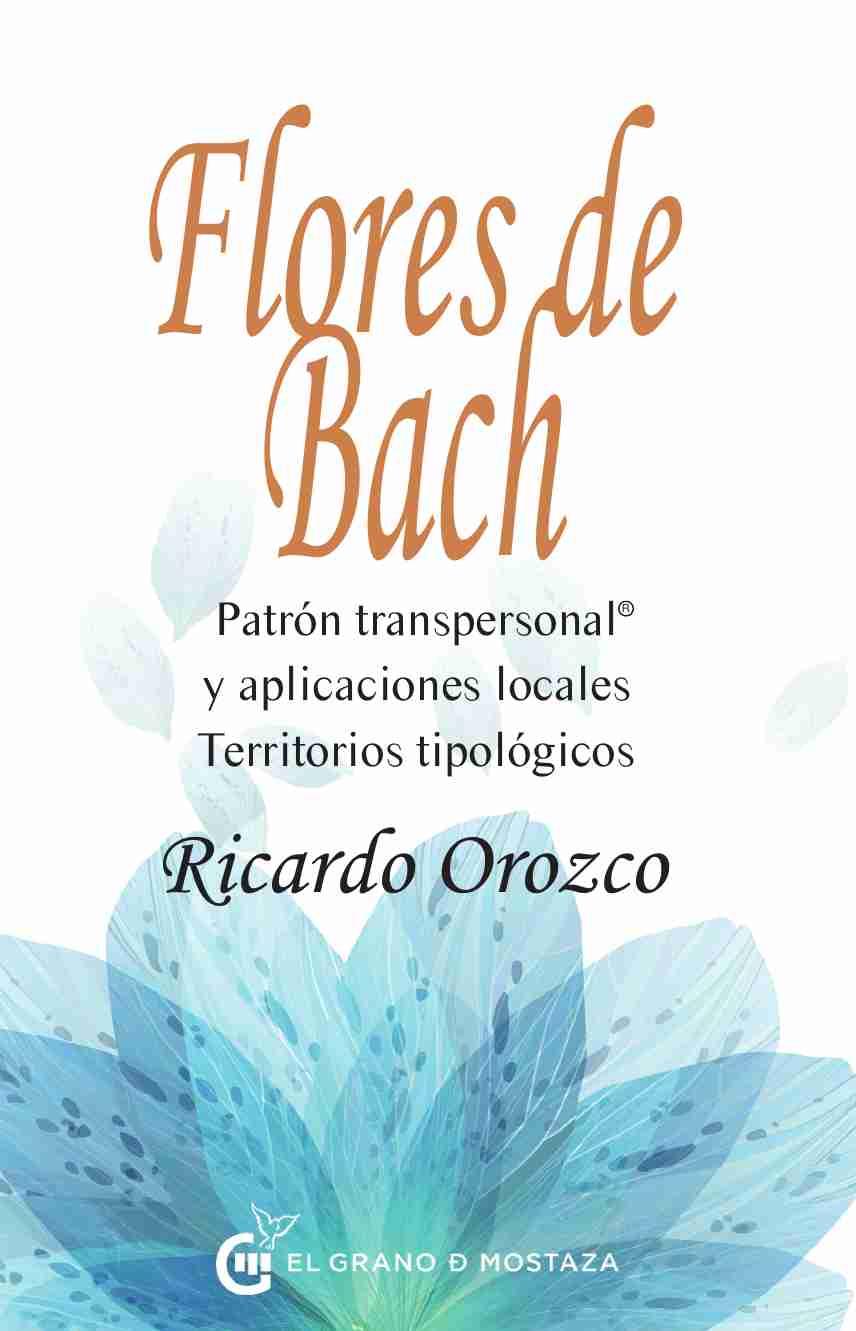 Flores de Bach patrón transpersonal portada